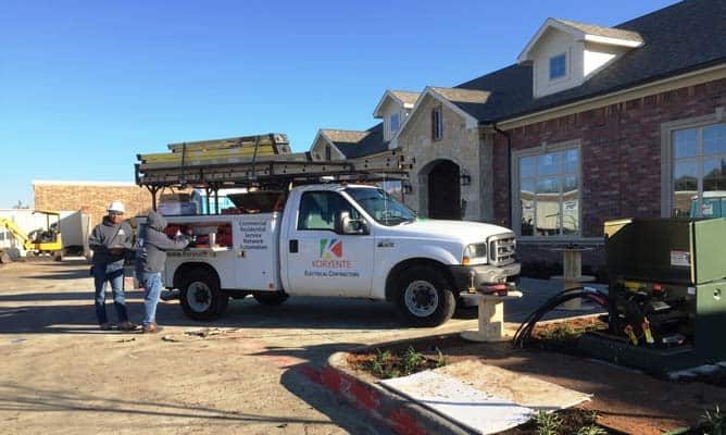 Van Alstyne McKinney Electricians serving Residential and Commercial Area